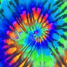 Tie Dye 7 by Susan Sowers
