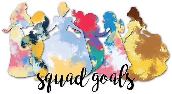 Squad Goals by kimhutton