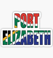 Port Elizabeth Sticker