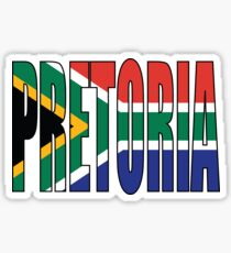 Pretoria Sticker