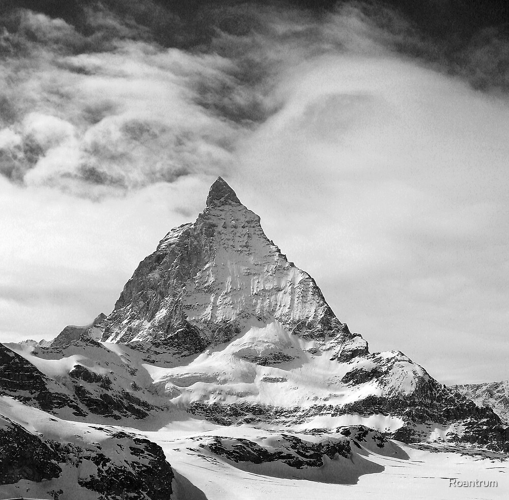 Matterhorn by Roantrum