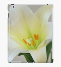 Easter Lily iPad Case/Skin