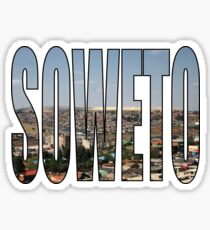 Soweto Sticker
