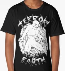 Terror from Beneath the Earth Long T-Shirt
