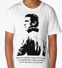 Eric Cantona Long T-Shirt