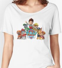 Paw Patrol Women's Relaxed Fit T-Shirt