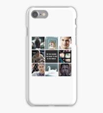 Aesthetic: Michael Scofield iPhone Case/Skin