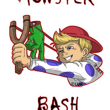 Monster Bash Tribute by Sunnylucy