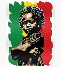 African Rasta: Posters | Redbubble | Redbubble