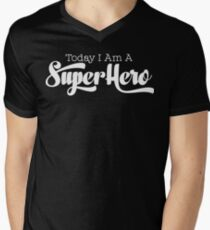 Geek Mantra - Today I Am A Super Hero T-Shirt