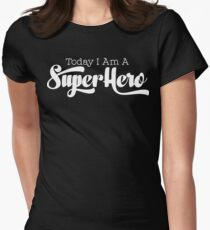 Geek Mantra - Today I Am A Super Hero T-Shirt