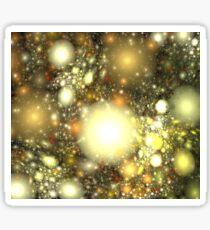Hyperspace Stars Sticker