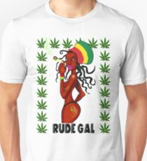 Rude Gal Unisex T-Shirt