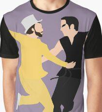 Day VS Night Graphic T-Shirt