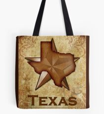 Texas Independence - The Lone Star State Tote Bag