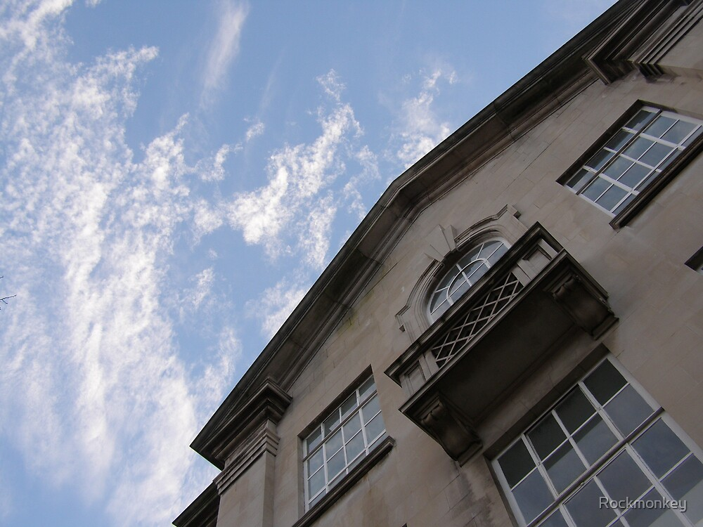 Cardiff University by Rockmonkey
