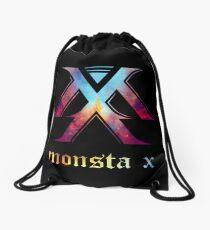 Monsta X nebula Drawstring Bag