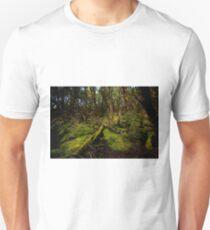 Tasmanian rainforest undergrowth Unisex T-Shirt