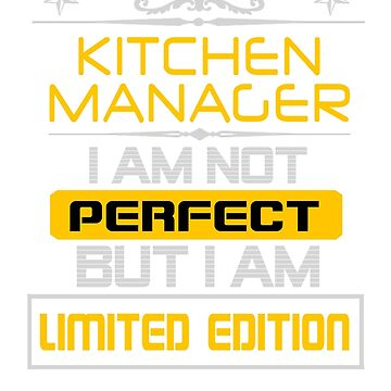 KITCHEN MANAGER by camdennguyenhue