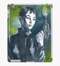 Audrey Sci Fi iPad Case/Skin