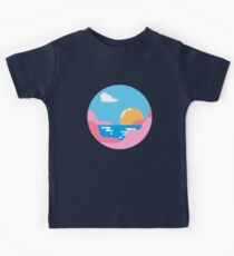 Our Sunset Kids Tee