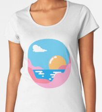 Our Sunset Women's Premium T-Shirt