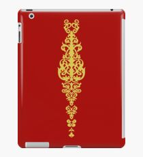 Queen Embroidery iPad Case/Skin