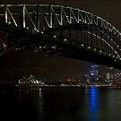 Harbour Light by Richard  Windeyer