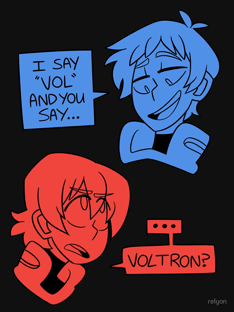 """I Say """"Vol""""... by relyon"""