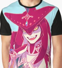 Fish Man Graphic T-Shirt