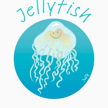 jellyfish by miketoons