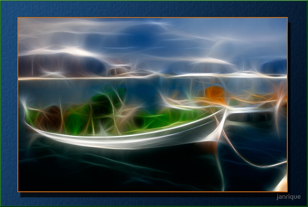 Mystical Moorings by janrique