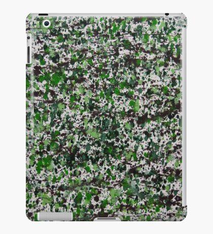 Lorne Splatter #2 iPad Case/Skin
