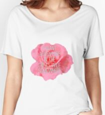 Great Wide Somewhere Women's Relaxed Fit T-Shirt