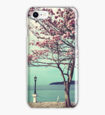Blooms by the Sea iPhone Case/Skin