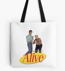 Seinfeld - Why Am I Alive Tote Bag