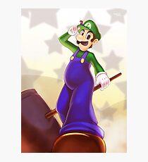 Dreamy Luigi Photographic Print