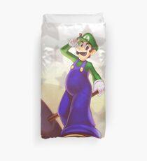 Dreamy Luigi Duvet Cover