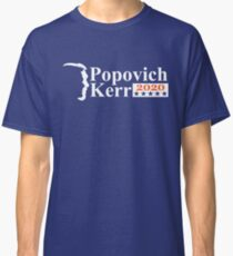 popovich kerr 2020 shirt Classic T-Shirt
