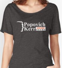 popovich kerr 2020 shirt Women's Relaxed Fit T-Shirt