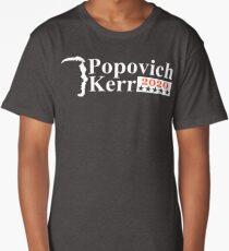 popovich kerr 2020 shirt Long T-Shirt