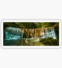 Stock Ghyll Force, Ambleside - The Lake District Sticker
