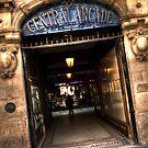 old arcade by Phil Scott