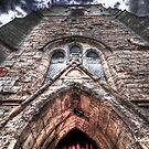 Church in Malton by Phil Scott