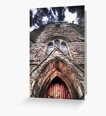 Church in Malton Greeting Card