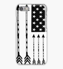 USA Arrow Flag iPhone Case/Skin