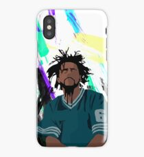 J cole iPhone Case/Skin