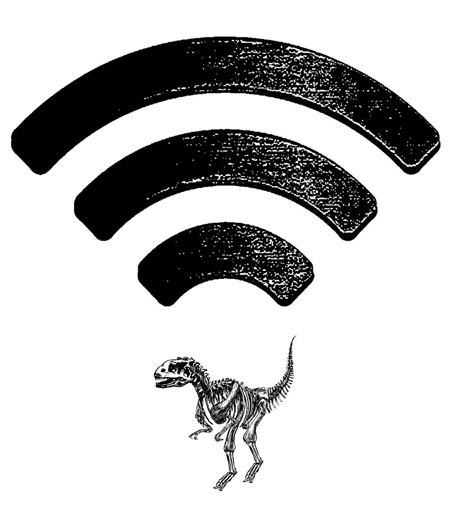 T rex wifi by toshibung