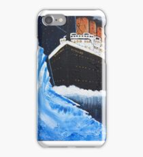 Titanic Voyage iPhone Case/Skin