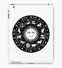 Zodiac Chart Vintage iPad Case/Skin
